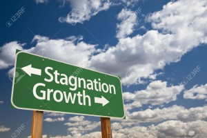 stagnation and our thoughts